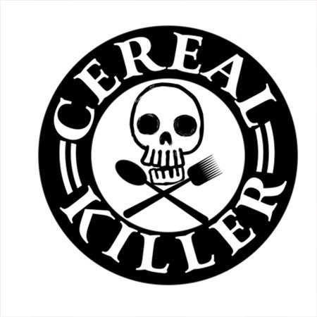 Cereal Killer | Metal Plate Pictures