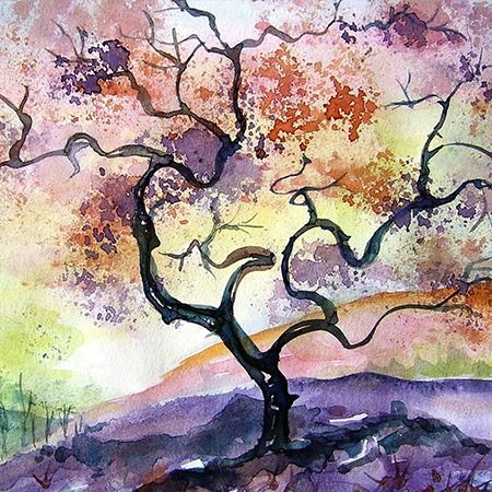 Watercolours | Metal Plate Pictures