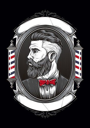 Barber Shop TA - From £17.50 | Metal Plate Pictures