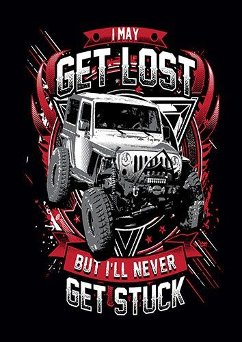 Get lost nd - From £17.50 | Metal Plate Pictures