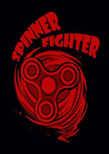 Spinner Fighter, Sandy\Brown\Blue\Mix colour, X-Large A1 24x36Inch size - From £17.50 | Metal Plate Pictures