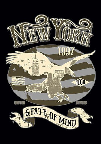 New york nad - From £17.50 | Metal Plate Pictures