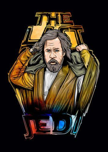 Lukeskywalker Reverse V1 Dlo, Sandy\Brown\Blue\Mix colour, X-Large A1 24x36Inch size - From £17.50 | Metal Plate Pictures