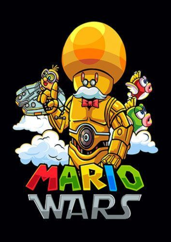 Mario Wars Cp30 Dlo, Sandy\Brown\Blue\Mix colour, X-Large A1 24x36Inch size - From £17.50 | Metal Plate Pictures