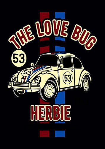 The love bug nad - From £17.50 | Metal Plate Pictures