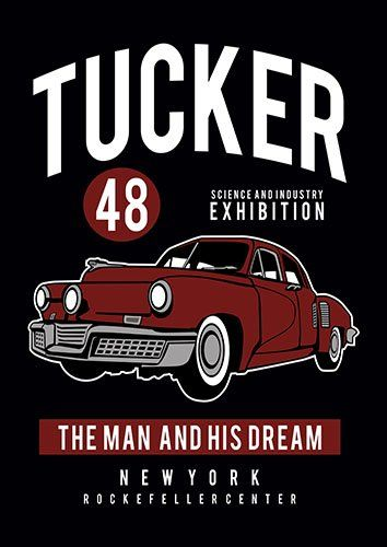 Tucker 48 nad - From £17.50 | Metal Plate Pictures