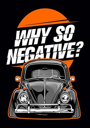 Why So Negative ARDH - From £17.50 | Metal Plate Pictures