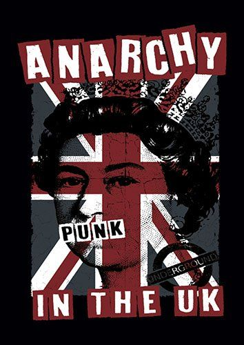 Anarchy in the UK CD - From £17.50   Metal Plate Pictures