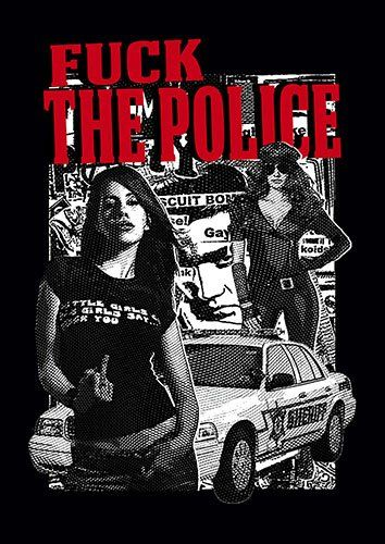 Fuck The Police CD - From £17.50 | Metal Plate Pictures