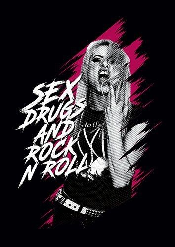 Sex Drugs And Rock n Roll CD - From £17.50 | Metal Plate Pictures