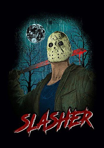 Slasher CD - From £17.50 | Metal Plate Pictures