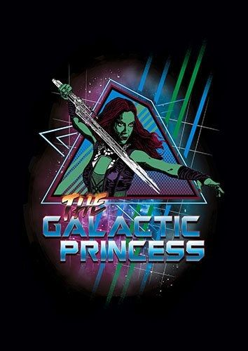The Galactic Princess CD - From £17.50 | Metal Plate Pictures