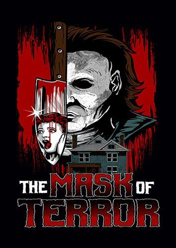 The mask of terror cd - From £17.50 | Metal Plate Pictures