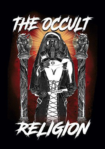 The Occult Religion CD - From £17.50 | Metal Plate Pictures