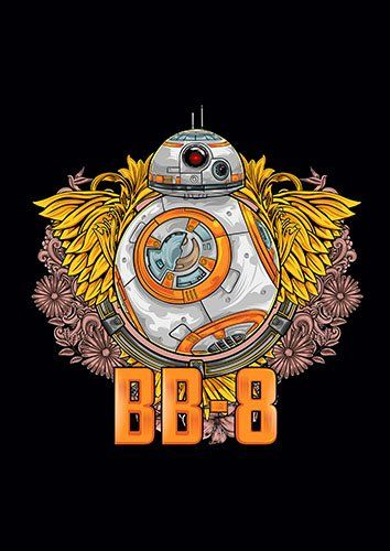 BB-8 - From £17.50 | Metal Plate Pictures