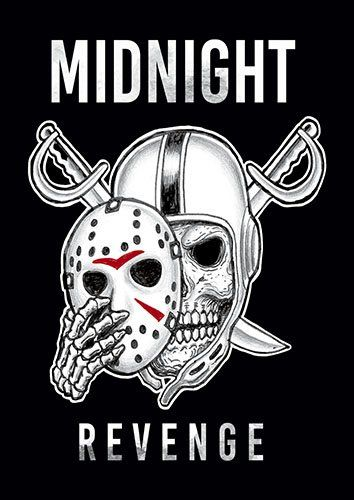 Midnight mask Rf Ep - From £17.50 | Metal Plate Pictures