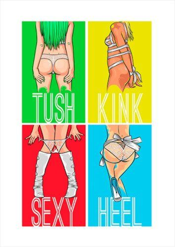 Panties Dlo, Black colour, X-Large A1 24x36Inch size - From £17.50 | Metal Plate Pictures