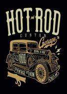 HotRod Garage Car