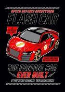 Flash car nad