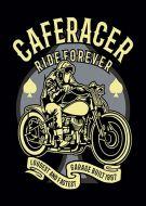 Cafe racer ride forever nad