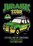 Jurassic tour nad