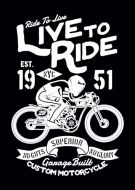 Live to ride nad