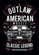 Outlaw american muscle nad