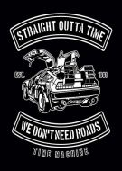 Straight outta time nad