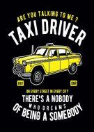 Taxi driver nad