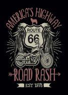 Highway 66 Biker