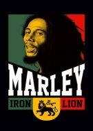 Iron Lion Bob Marley Reggae Music 114 Rock