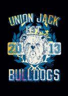 union jack buldog
