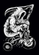 Reaper Bike
