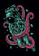 Astronaut Octopus E