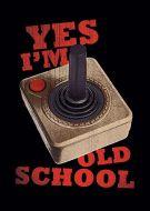 Old School Retro Joystick lo