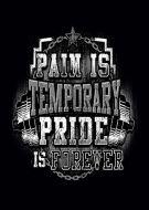 Pain Is Temporary gym training kla