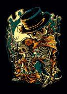 Bone Bandits Skull
