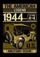 American Legend Jeep
