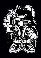 Grafiti Boy