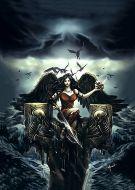 Angel Keeper Of The Sea fantasy