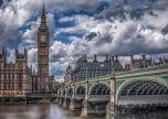 London bridge with big ben