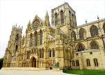 York minster England Yorkshire Architecture UK