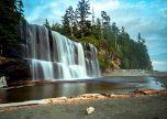 Tsusiat falls river adventure