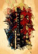 Music guitar wat