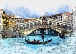 Venice bridge wat
