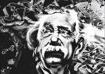 Einstein bw