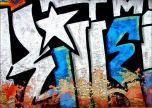 Graffiti tag spain
