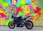 Street Bike art
