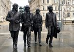 John Paul Lennon Music George Liverpool Beatles