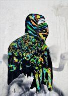 Street Art Graffiti Facade Urban Art Berlin Spray